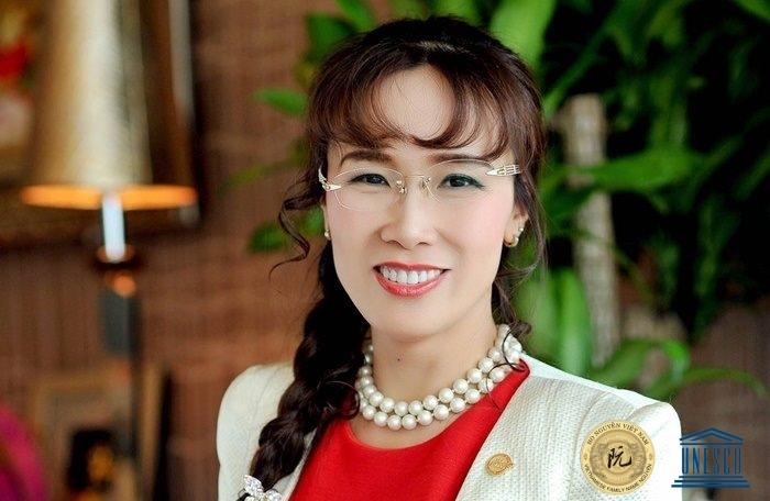 Doanh nhân Nguyễn Thị Phương Thảo - CEO Vietjet Air